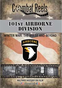 101st Airborne Division, The Bulge and Beyond DVD $24.99