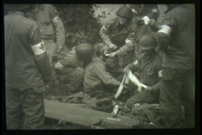2nd US Infantry Division in Normandy Scene 3
