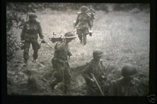 82nd US Airborne Division in Normandy Scene 1