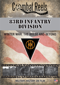 83rd Infantry Division The Bulge and Beyond DVD $19.99