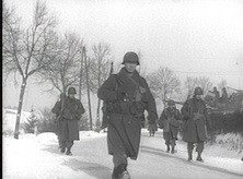 90th Infantry Division, The Bulge and Beyond Scene 7